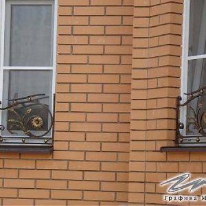 Решетка на окно кованая ХК-РО-11