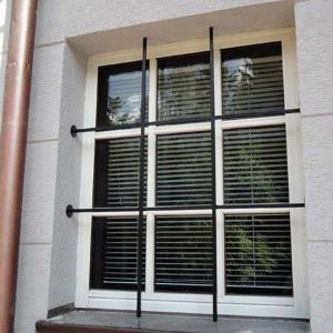 Решетка на окно кованая ХК-РО-19