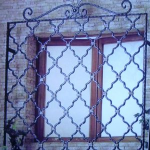 Решетка на окно кованая ХК-РО-32
