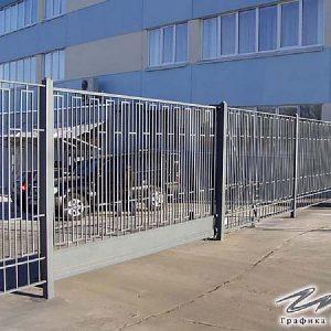 Ворота откатные кованые ХК-ВО-23