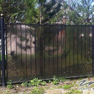 Забор кованый ХК-З-1