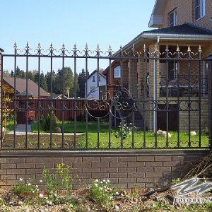 Забор кованый ХК-З-25