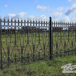 Забор кованый ХК-З-27