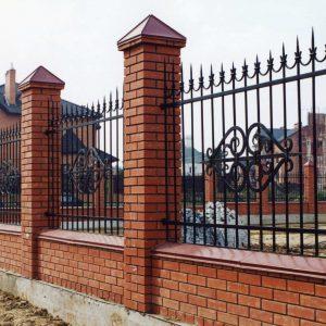 Забор кованый ХК-З-32